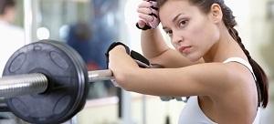 Травмы в спортзале - как избежать во время тренировки